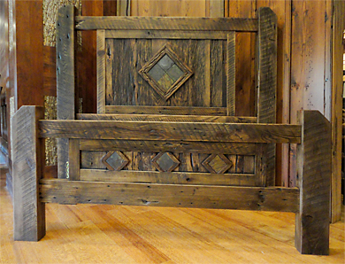 Marvelous Custom Cabinets And Vanities Can Be Made From Barn Wood, Chestnut, Knotty  Alder, And Dozens Of Other Wood Species. The Shopu0027s Custom Railings Are  Perfect ...