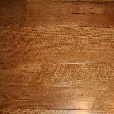 "12"" Quartersawn White Oak Plank Flooring"